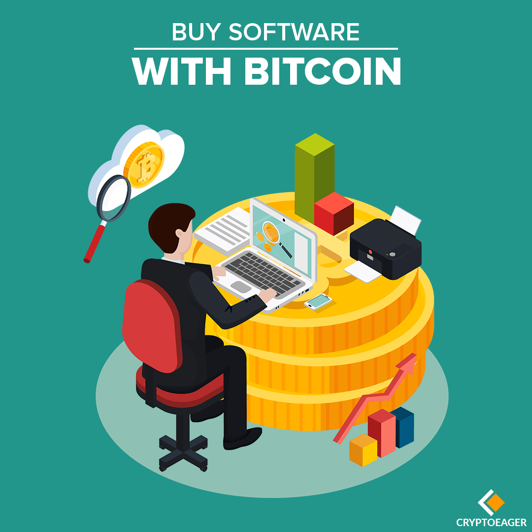 Buy Software with Bitcoin